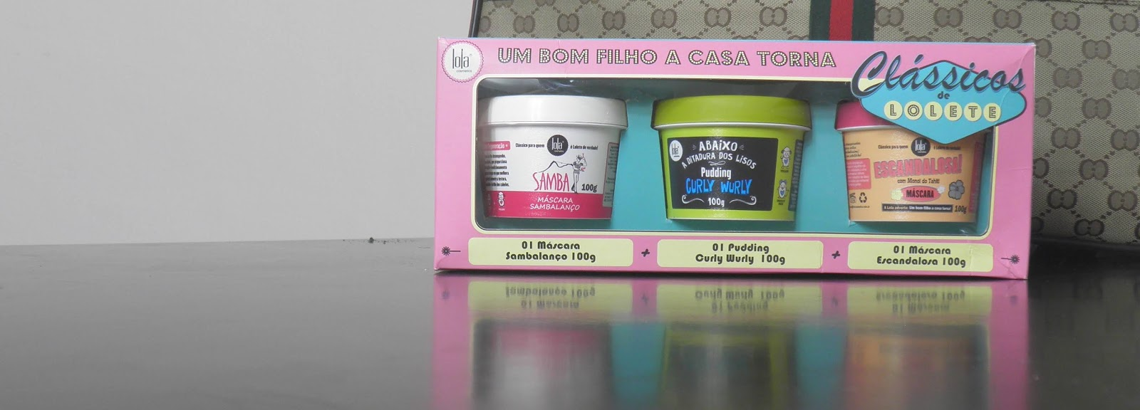 Onde Comprar Clássicos de Lolete - Máscara Sambalanço, Pudding Curly Wurly e Máscara Escandalosa