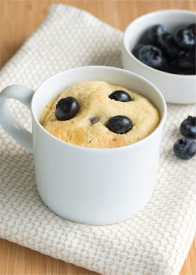 Easy and Healthy: Blueberry Muffin Recipe (No Milk)