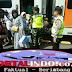 Babinsa Koramil 0808/02 Garum Bantu Pengamanan Arus Balik Lebaran