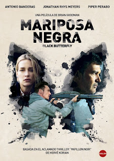 Download Film dan Movie Black Butterfly (2017) Subtitle Indonesia