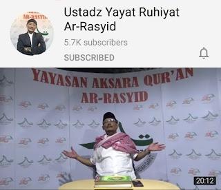 Ustaz Yayat Rukhiyat