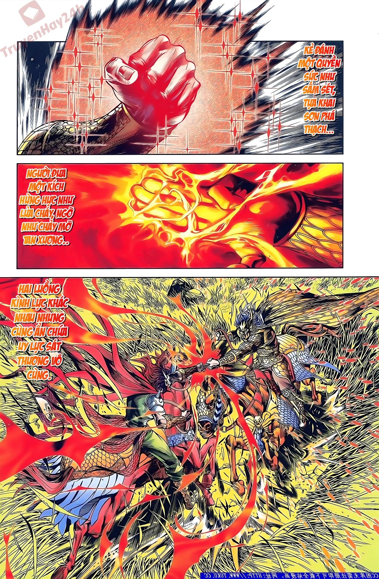 Tần Vương Doanh Chính chapter 47 trang 2