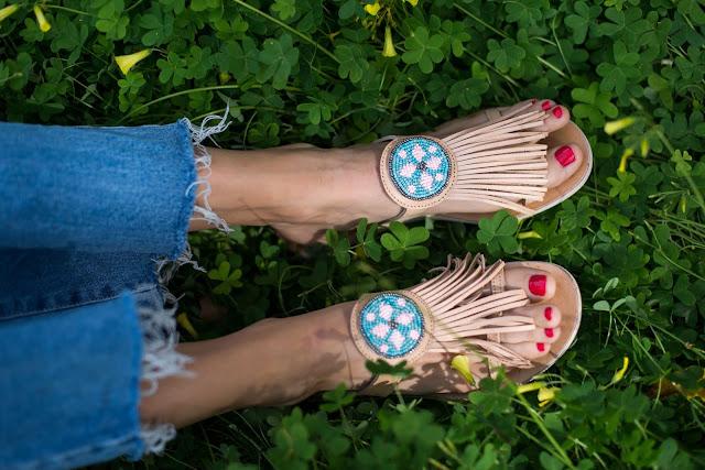 cocobelle sandals