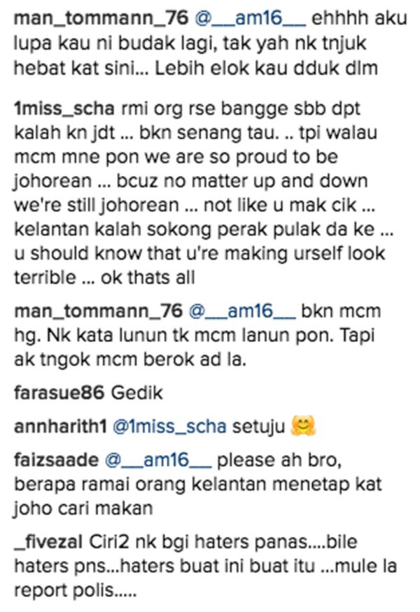 Respon Slumber Dato Vida Tentang Kekalahan JDT Kepada Perak Dikecam Hebat Netizen!