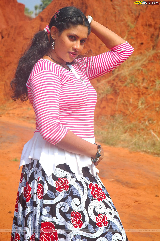 Malayalam Posters Malayalam Tv Serial Actress Meera -3212