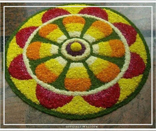 Eco-Friendly Rangoli Designs FOR DIWALI - OFFICIALDIWALI.COM
