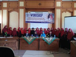 Jurusan Tadris Kimia IAIN Batusangkar mengadakan Workshop Kegiatan Mahasiswa