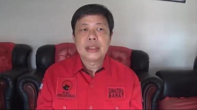 Kecewa Sikap Mulyadi-Ali Mukhni, PDIP: Berilah Teladan, Datang Tampak Muka Pergi Tampak Punggung