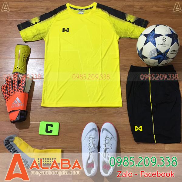 Áo bóng đá vải Thái