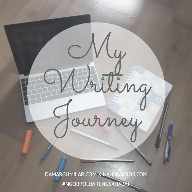 my-writing-journey