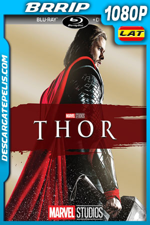Thor (2011) 1080p BRrip Latino – Ingles