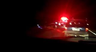 Acidente com colisão traseira deixa duas vítimas feridas na SP-139