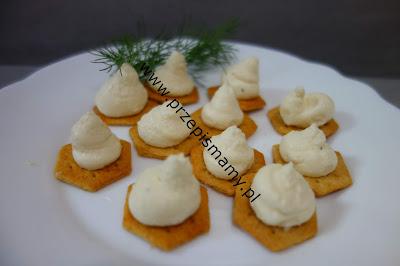 Pasta z serowa