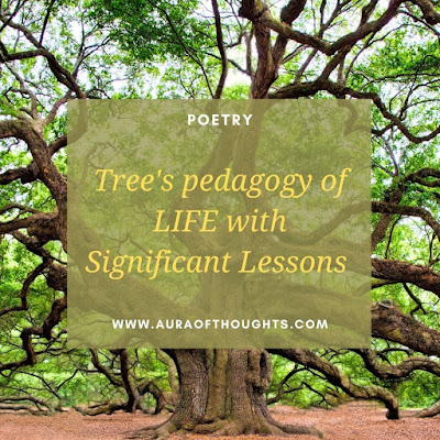 tree poetry on Life - MeenalSonal