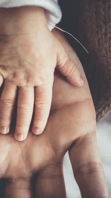 L'importanza del papà accanto alla futura mamma
