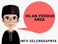 Iklankan Produk atau Lembaga Anda Website Santri Mandiri