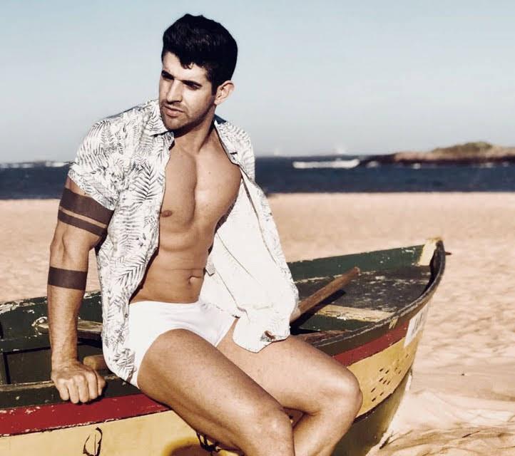 Juliano Schaefer é eleito Mister Model Nacional 2018. Foto: Paulo Neobeck