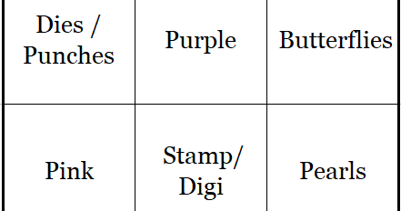 DO-AL Creatives Challenge #21 - Bingo