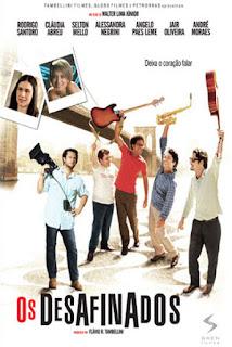 Os Desafinados - DVDRip Nacional