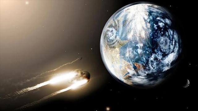 ¿Qué cantidad de meteoritos cae en nuestro planeta cada año?