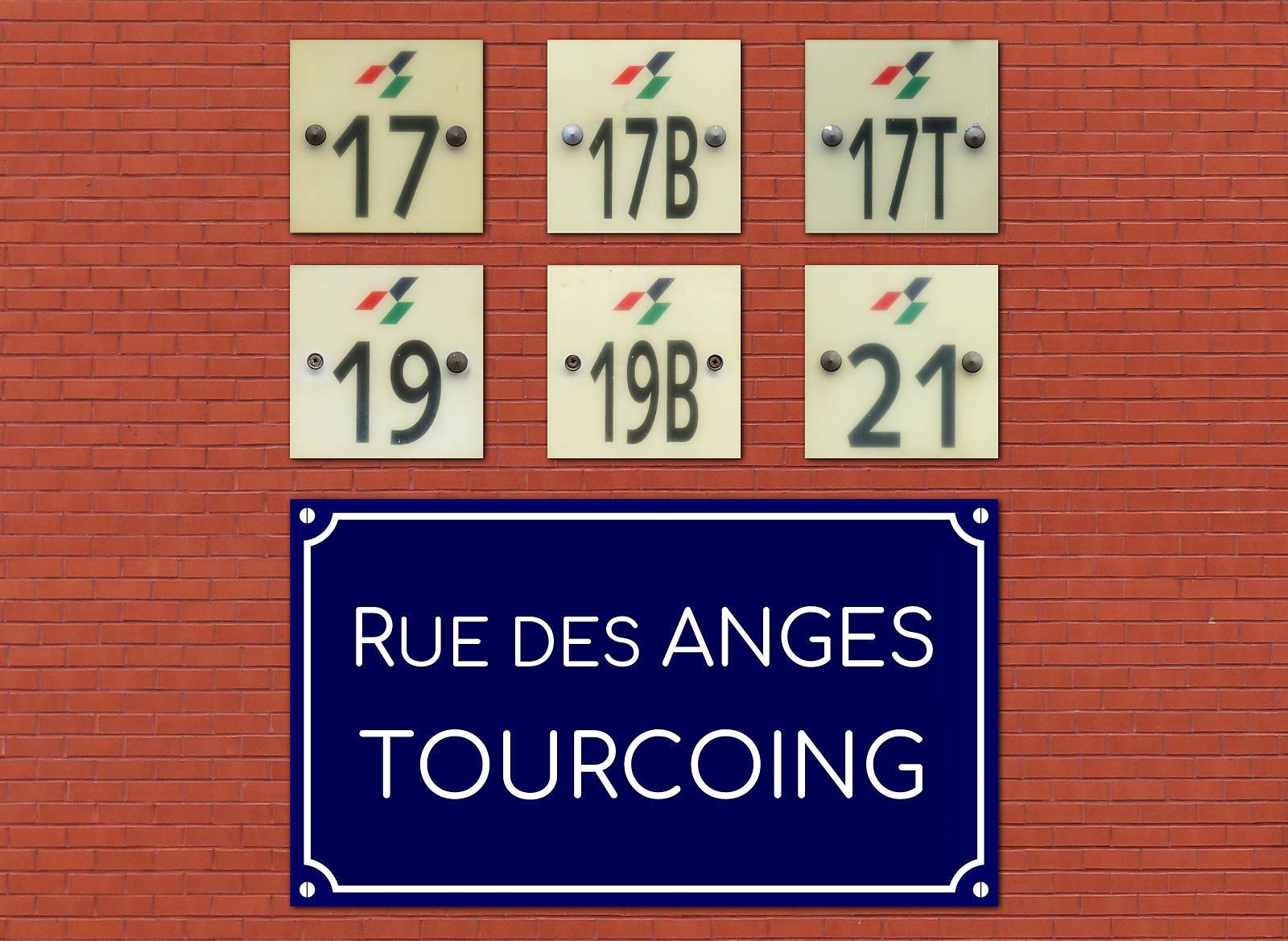 Résidence Maurice Scève - Tourcoing HLM