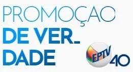 Cadastrar Promoção EPTV 40 Anos Carro Zero KM - Promoção De Verdade