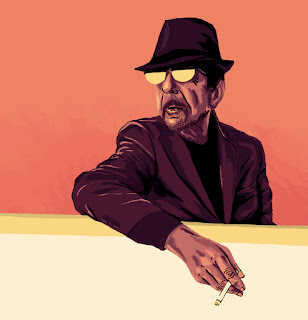 Leonard Cohen poema sobre Kanye West