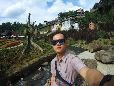 THE GREAT ASIA AFRICA Wisata Antar Negara di Lembang-Bandung