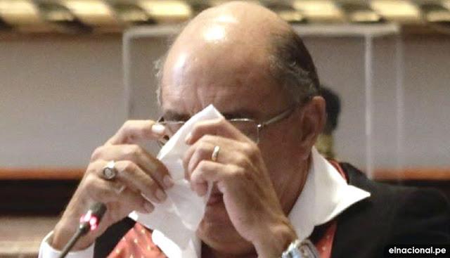 Edwin Donayre solicitará indulto humanitario, anunció su abogado Elmer Suna