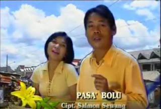 Lirik Lagu Toraja Pasa' Bolu (Salmon Sewang feat Eva Limbong)
