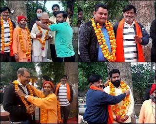 अखिल भारत हिंदू महासभा बुरहानपुर की नगर कार्यकारिणी हुई घोषित