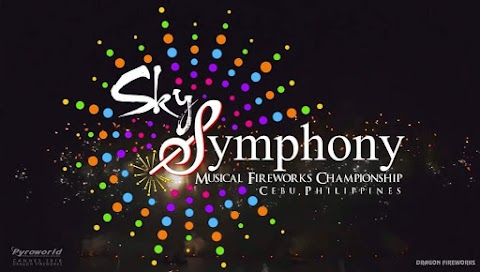 WATCH the Sky Symphony Musical Fireworks Competition at Il Corso Filinvest Mall this January 17, 2020