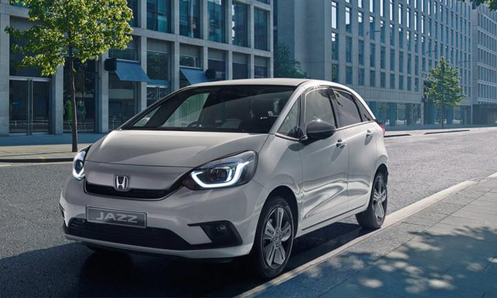 Honda Jazz 2020 giá từ 23.800 USD