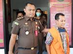 Tersandung Kasus Korupsi, Mantan Kades Banjarsari Ditahan Kejari Lotim