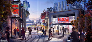 WEB Suppliers Shop Concept Art Disney California Adventure