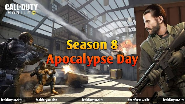 Call Of Duty Mobile Season 8 Might Be Called 'Apocalypse Day'