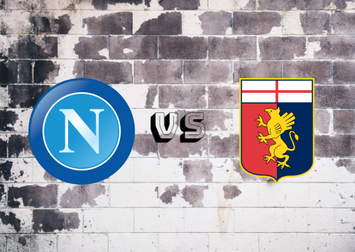 Napoli vs Genoa  Resumen