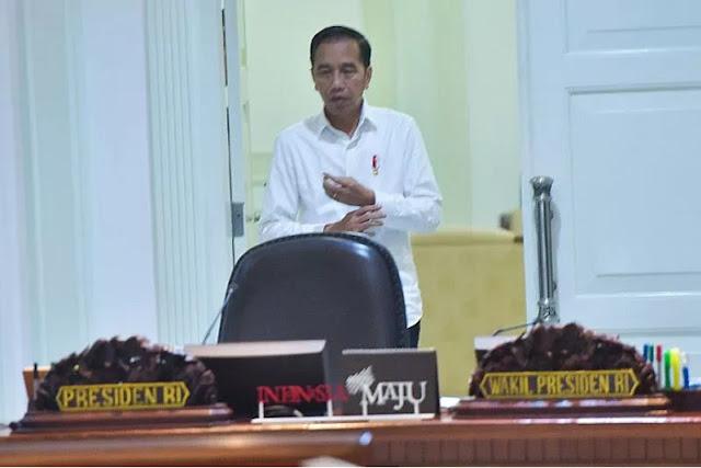 Jokowi Jengkel, Dari Lima Rencana, Satu pun Enggak Ada yang Jalan