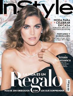 #revistas #revistasdiciembre #Instyle #regalosrevistas