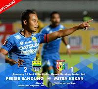 Video Gol Persib Bandung vs Mitra Kukar 2-1 TSC 18 Juni 2016