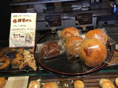 Richu 濱田家の低糖質パン