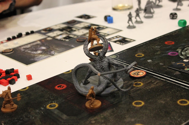 SteamCon 2016 - Dark Souls Titanite Demon last ditch effort