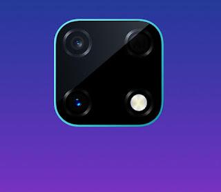 Realme Narzo 30A  Camera