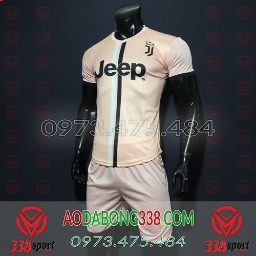 Áo Juventus Hồng 2020 Training 30