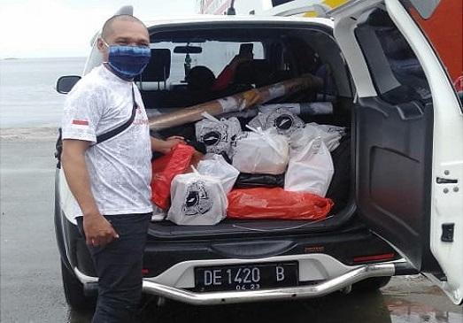Bisnis jastip OTA di Ambon.