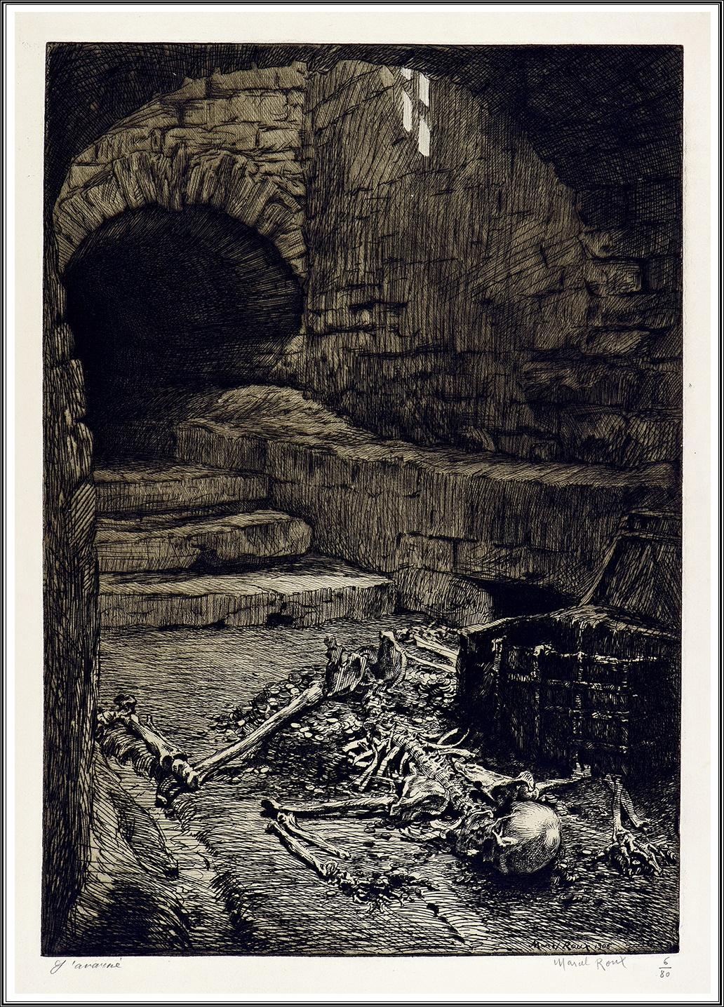 neue Kollektion schnüren in am besten einkaufen Le Prince Lointain: Marcel Roux (1878-1922), L'Avarice (Pl ...