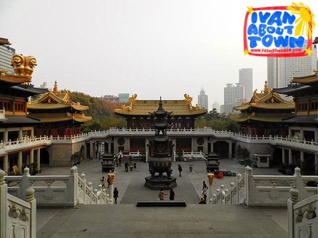 Jing'an Temple Shanghai China
