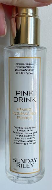 Sunday Riley Pink Drink