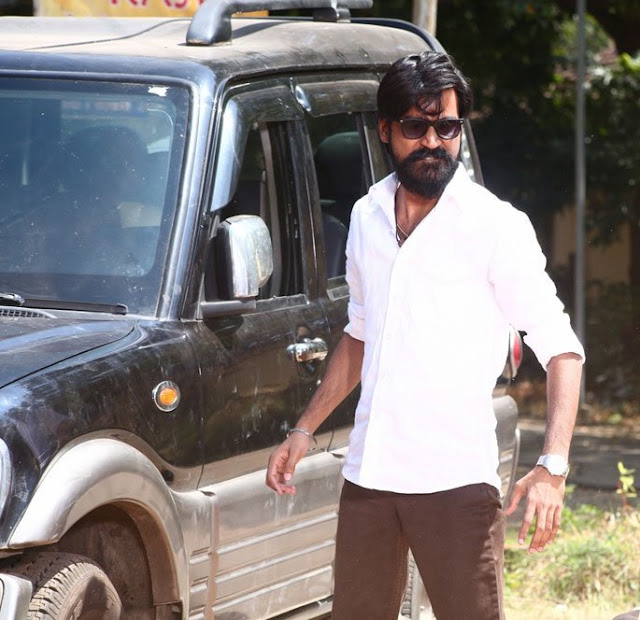 Dhanush in Kodi Tamil Movie Stills