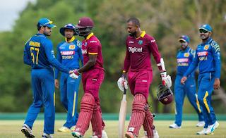 Cricket Highlightsz - West Indies vs Sri Lanka 2nd T20I 2021